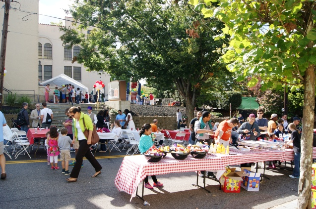 Tenleytown Block Party 2013