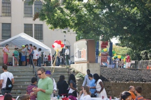 Tenleytown Block Party, September 2013