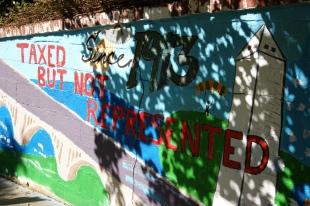 Van Ness Street Mural