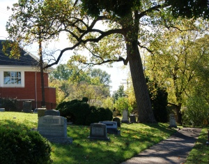 The Methodist Cemetery (photo 2)