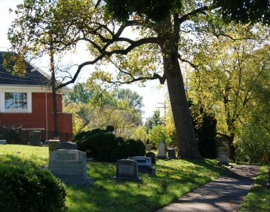 The Methodist Cemetery