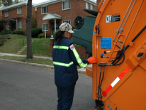 DC DPW Trash Collection
