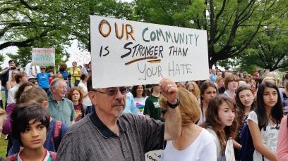 Community supports Wilson High School
