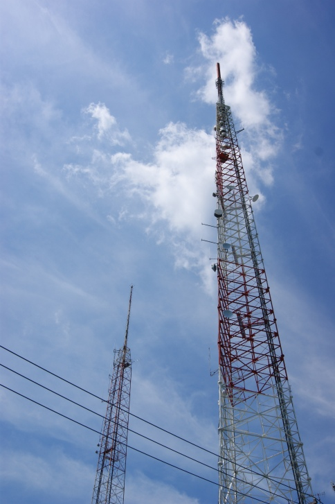 Tenleytown's Radio Towers