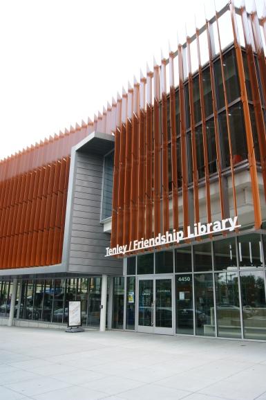 Tenley-Friendship Neighborhood Library