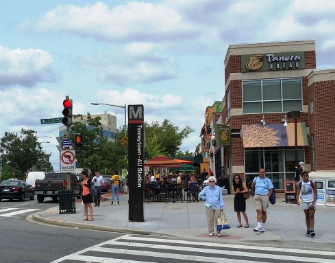 Tenleytown Streetscape 5