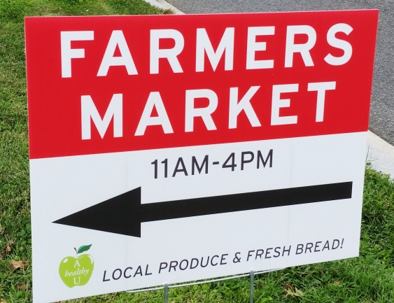 Local Produce Options