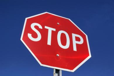 Stop Sign from FreeFoto