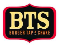 Burger Tap & Shake logo