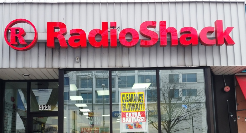 Radio Shack January 2015