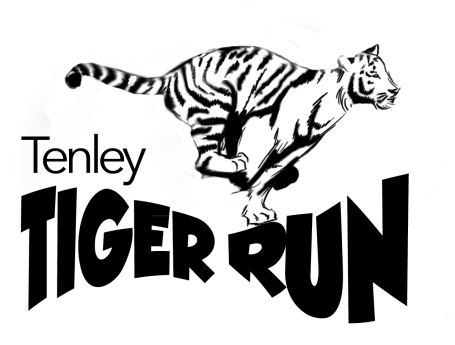 Saturday Morning Road Closures for Tenley Tiger Run