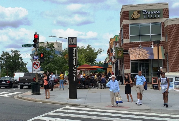 Tenleytown Business District