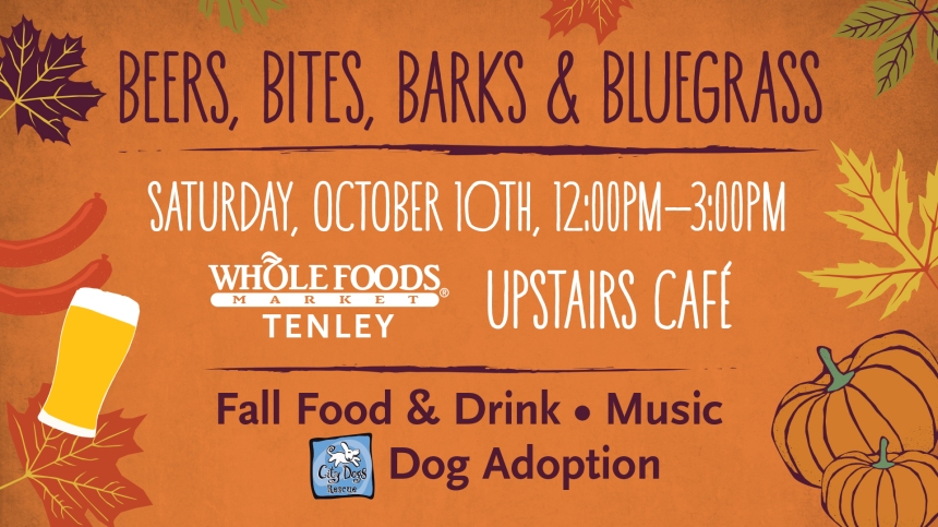 Whole Foods Beer Bites Barks Event