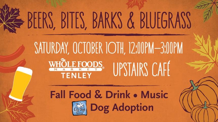 Whole Foods Beer Bites Barks Event