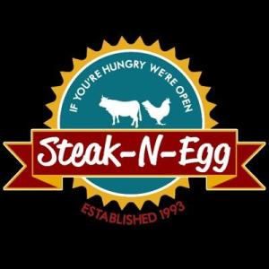 Steak N Egg Logo