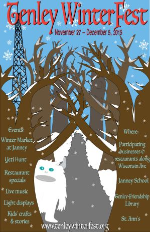 Tenley WinterFest poster 2015 - final