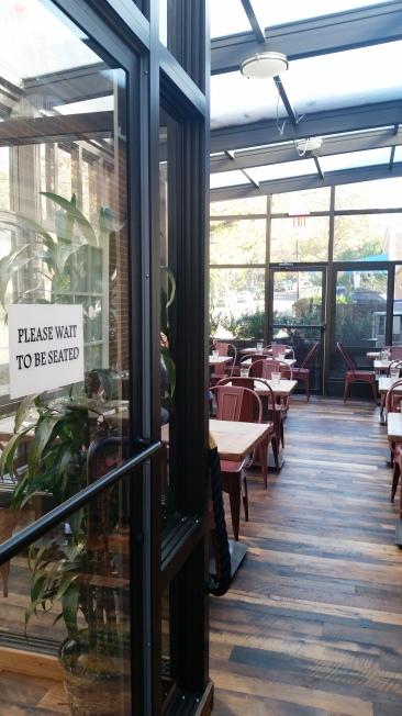 Wagshals restaurant interior