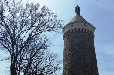 Tenleytown Water Tower